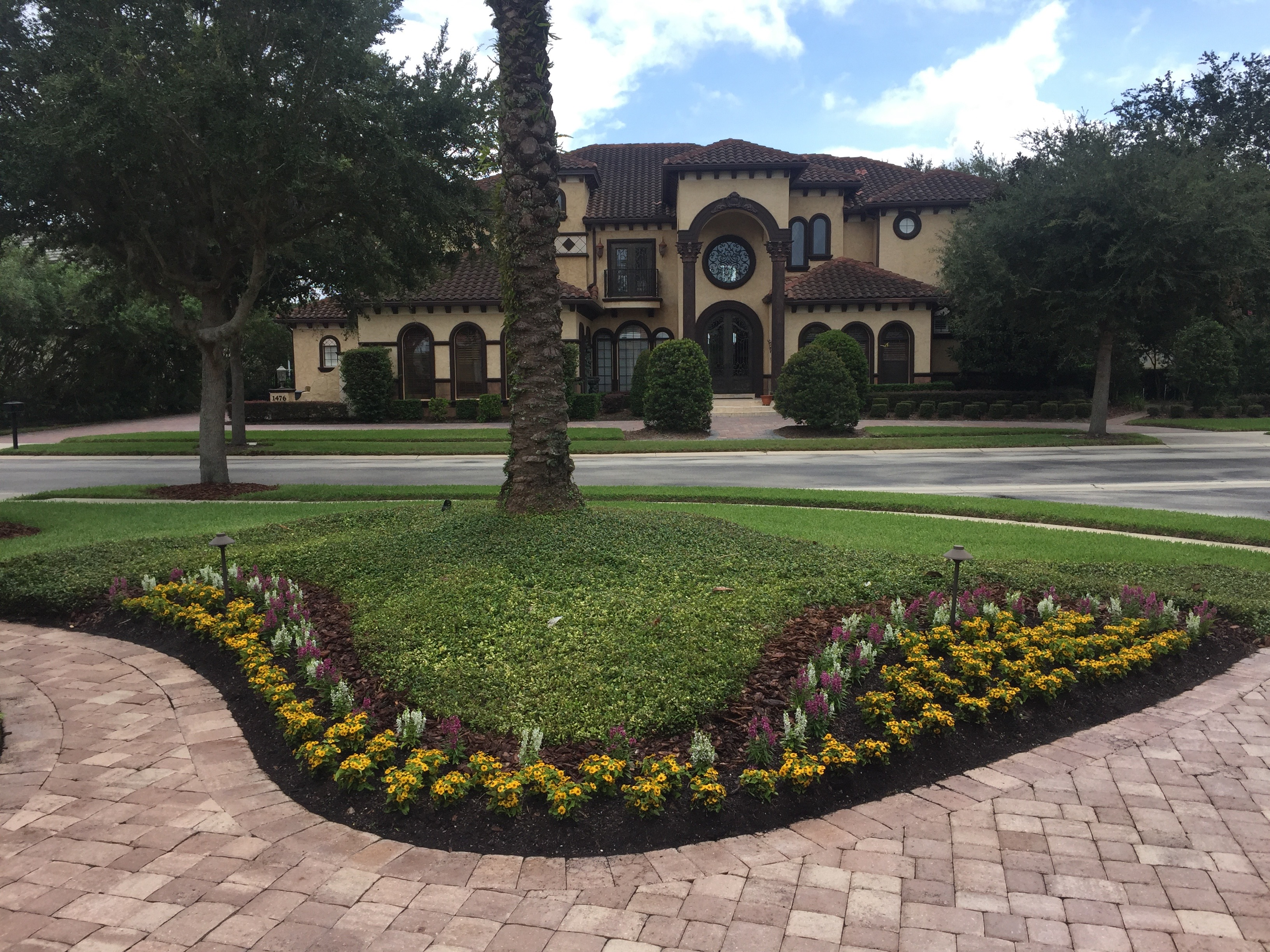 Landscape Design and Install Lake Mary Florida